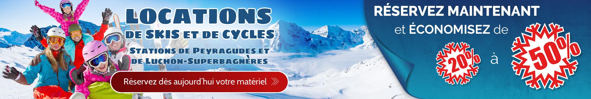 Ski D'occasionIntersport Matériel Location Et Luchon Vente De N8nXwk0OP