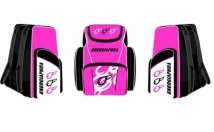 ENERGIAPURA SAC A DOS RACER BAG JR FLUO