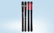 SKIS D'OCCASION VOLKL MANTRA D 17/18 + FIX SQUIRE 11