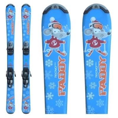 SKIS D'OCCASION TECNO PRO PADDY