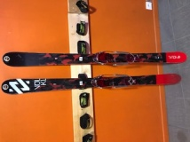 SKIS TELEMARK D'OCCASIONS VOLKL LEDGE 6+ FIXATIONS ROTTEFELLA CO